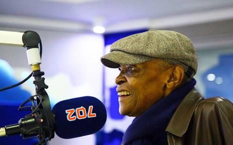 South African trumpeter Hugh Masikela. Picture: Sethembiso Zulu/EWN