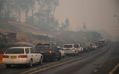 Fire smoke in Australia will go 'full circuit' around the world