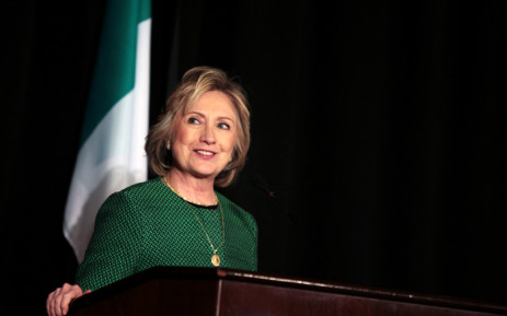 Former Secretary of State Hillary Clinton. Picture: AFP.