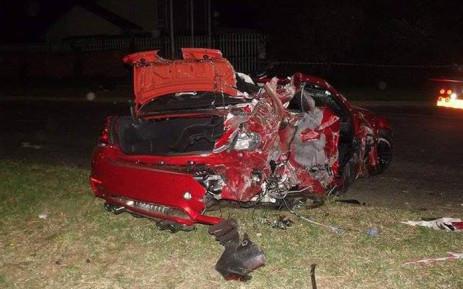 Update Indian Couple Killed By Speedster In Vanderbijlpark