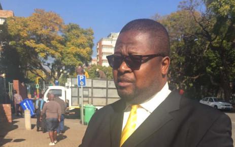 FILE: Sassa CEO Thokozani Magwaza. Picture: Twitter/@OfficialSASSA.