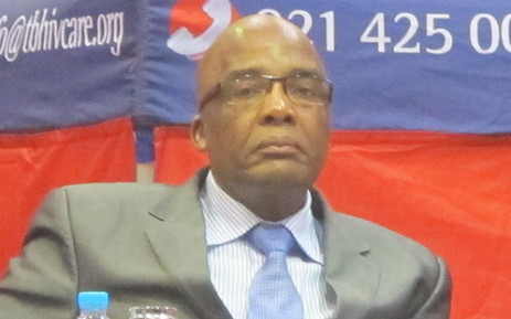 Health Minister Aaron Motsoaledi. Picture: EWN