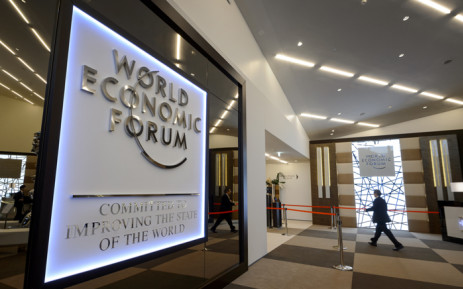 The 2016 World Economic Forum will take place in Davos, Switzerland, between 20 and 23 January 2016. Picture: AFP.