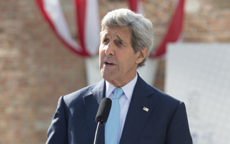 FILE: US Secretary of State John Kerry. Picture: AFP.