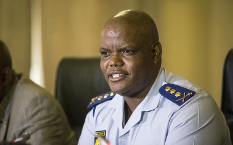 FILE: Acting National Police Commissioner Lieutenant-General Johannes Khomotso Phahlane. Picture: Reinart Toerien/EWN.