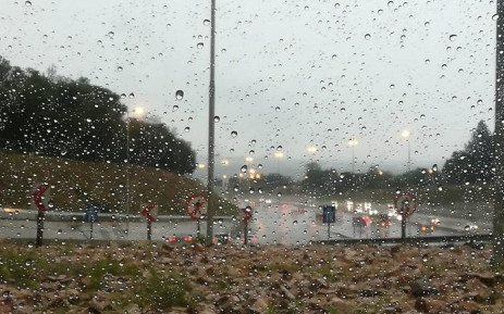 FILE: The rain comes as Gauteng residents have been urged to use water sparingly. Picture: Winnie Theletsane/EWN.