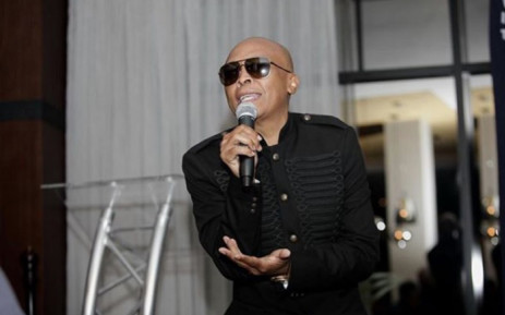 Late Afro pop music legend Robbie Malinga. Picture: Instagram