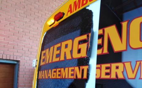 A City of Johannesburg EMS ambulance. Picture: @RobertMulaudzi/Twitter