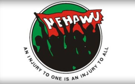Picture: Nehawu.