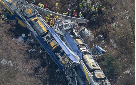 Nine dead, more than 80 injured in Bavaria train crash