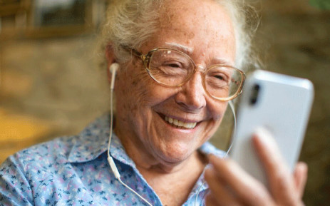 Befriend a Grandparent is an initiative by Care Champ. Picture: carechamp.co.za