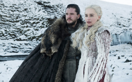 FILE: Kit Harington And Emilia Clarke star as Jon Snow and Daenerys Targaryen in HBO's 'Game of Thrones'. Picture: HBO