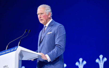 Britain's Prince Charles speaking at the World Economic Forum in Davos, Switzerland on 22 January 2020. Picture: @RoyalFamily/Twitter