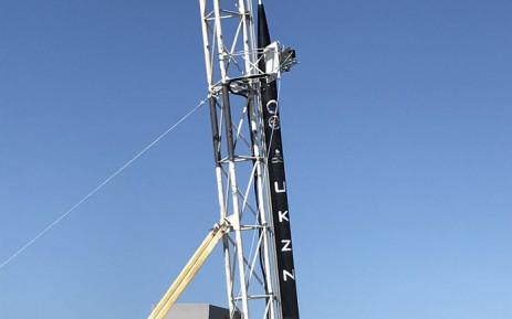 Phoenix 1B rocket. Picture: Kevin Brandt/EWN