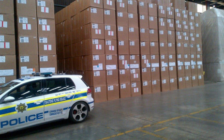FILE. Sixteen suspects have been arrested after they arrived at the premises in two trucks this morning, posing as people who were there to collect a consignment. Picture: Free Images.com