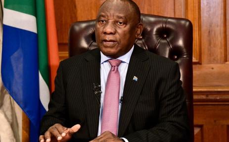 FILE: President Cyril Ramaphosa. Picture: GCIS
