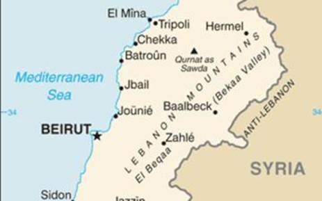 Lebanon.