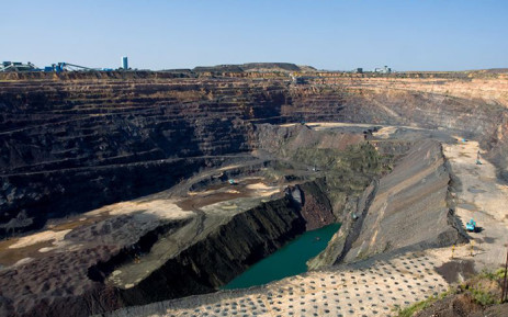 FILE: The Jwaneng Diamond Mine in Botswana. Picture: debswana.com