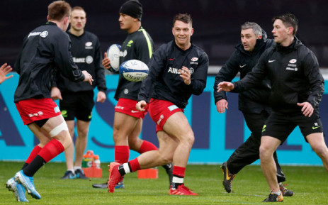 Saracens relegation could spur on England, says Scotland's Townsend
