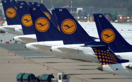 Lufthansa pilots have voted in favour of going on strike in a dispute over pay and working conditions. Picture: AFP.