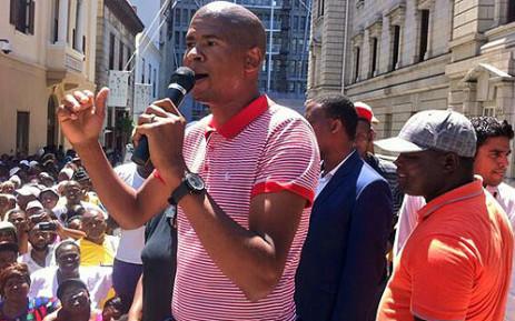 FILE: Controversial politician Loyiso Nkohla. Picture: EWN.