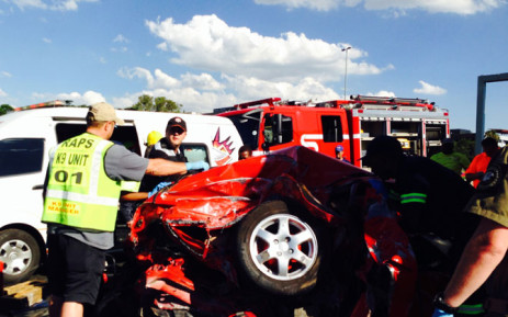 12 recovering from N3 Malboro accident