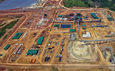 Banro Corp's Namoya gold mine in eastern Democratic Republic of Congo. Picture: Supplied