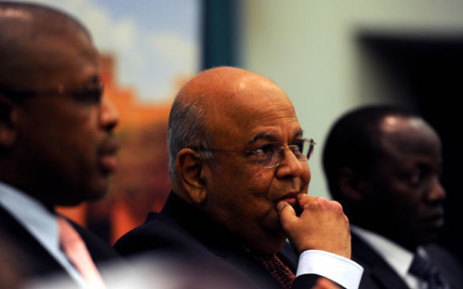 THOUGHTFUL: Finance Minister Pravin Gordhan says government will continue to consult role players in the mining industry. Picture: GCIS