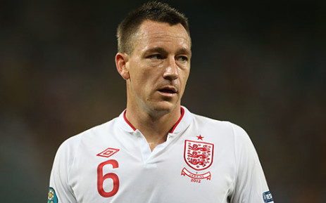 John Terry. Picture: AFP