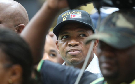 FILE: Former North West Premier Supra Mahumapelo. Picture: Kayleen Morgan/EWN