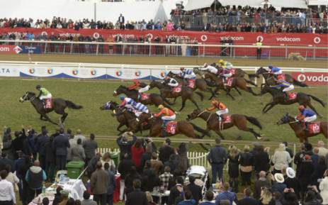 The Conglomerate and Joey Ramsden bagged the R4.25 million prize. Picture: vodacomdurbanjuly.co.za