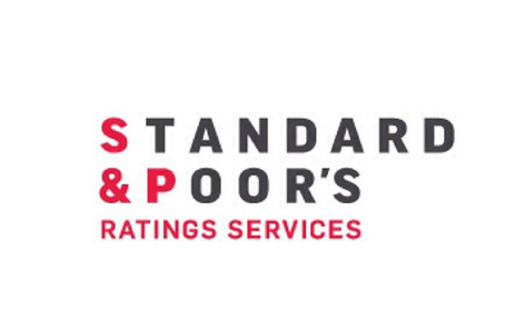 Standard and Poor's rating services logo. Picture: Supplied.