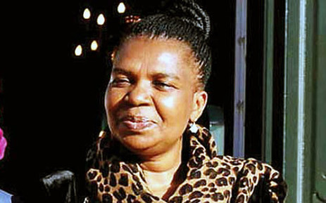 Former Communications Minister Dina Pule. Picture: GCIS