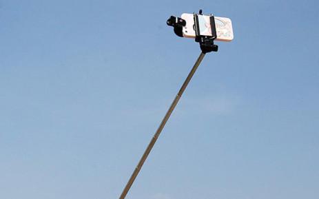 Selfie stick. Picture: Supplied.