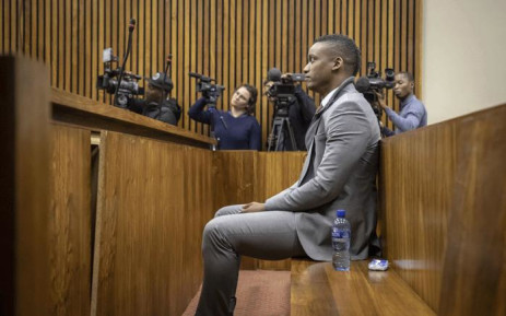FILE: Culpable homicide accused Duduzane Zuma in the dock at the Randburg Magistrates Court on 16 May 2019. Picture: Thomas Holder/EWN