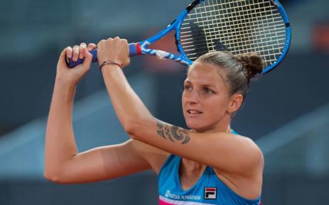 Karolina Pliskova. Picture: @WTA/Twitter