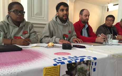 FILE: BDS's Muhammed Desai says activists against the Woolworths and Pharrell Williams collaboration were trying to negotiate with the City of Cape Town. Picture: Xolani Koyana/EWN.