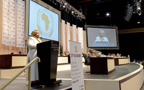 FILE: African Union Commission Chairperson Dr Nkosazana Dlamini-Zuma. Picture: GCIS.