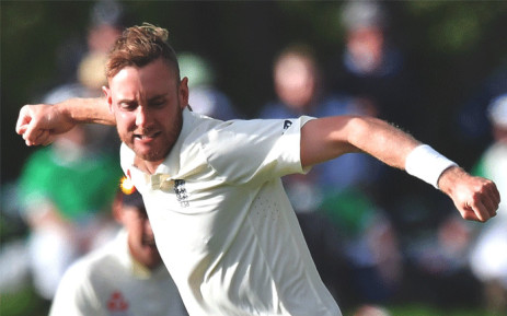 England's Stuart Broad. Picture: @englandcricket/Twitter