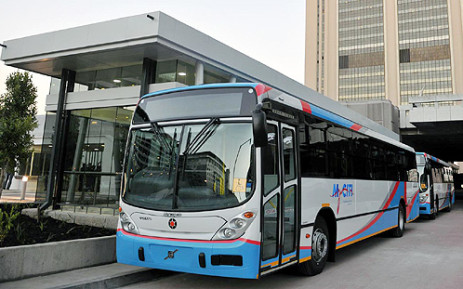 FILE: The MyCiti bus service. Picture: City of Cape Town
