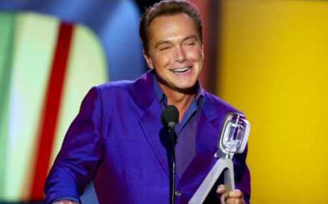 FILE: David Cassidy. Picture: YouTube screengrab.