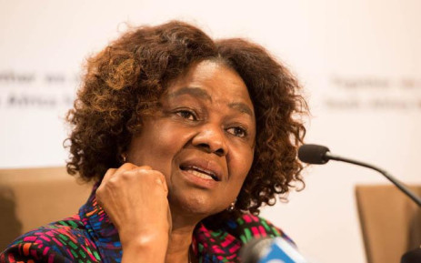 FILE: Deputy minister in the Presidency for Women Hlengiwe Mkhize. Picture: GCIS