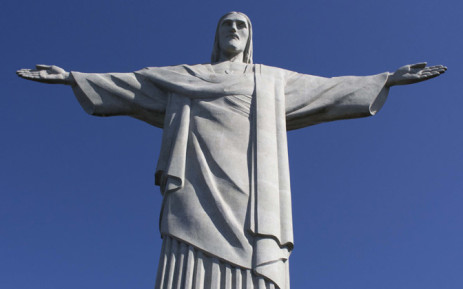 A statue of Christ the Redeemer in Rio de Janeiro in Brazil. Picture: Christa Eybers/EWN