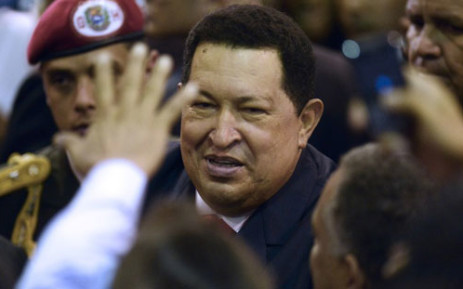Venezuela's opposition says there could be a power vacuum if Hugo Chavez is not inaugurated on time.  Picture: AFP