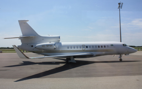 FILE. The SANDF has defended a decision to buy President Zuma three new jets which include two new Falcon business jets. Picture: Wikimedia Commons.