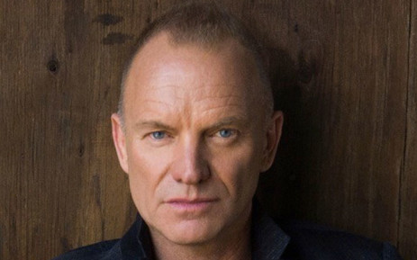 English musician Sting was one of the stars to call on the British PM to help Syrian refugees. Picture: Facebook.com.