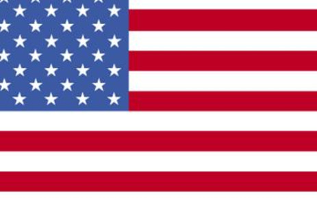 FILE: Flag of the United States of America. Picture: Supplied.