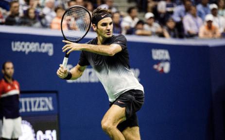 Swiss tennis star Roger Federer. Picture: @usopen/Twitter