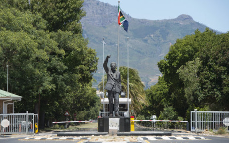 Madiba's Drakenstein Prison House Could Become National Heritage Site