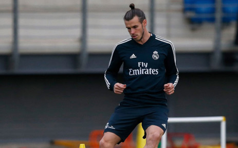 Real Madrid's Gareth Bale. Picture: @GarethBale11/Twitter